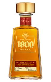 1800 Reposado Tequila 100% Agave 750ml