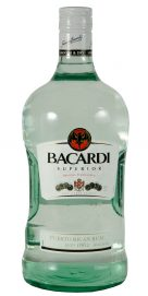 Bacardi Light Rum 1.75l