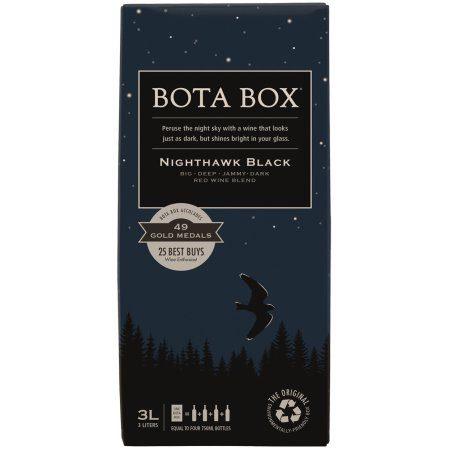 Bota Box Nighthawk Black