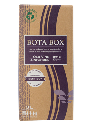 Bota Box Zinfandel