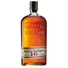 Bulleit Bourbon 10yr Frontier Whiskey 750ml