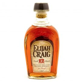 Elijah Craig Small 12yr Batch 750ml