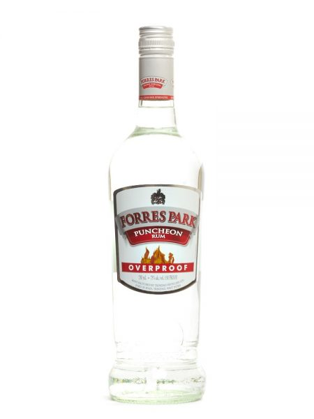 Forres Park Puncheon Rum Overproof Grand Plaza Liquors