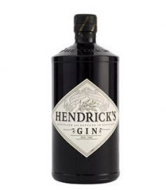 Hendrick's Gin From Scotland 1l