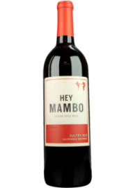 Hey Mambo Sultry Red