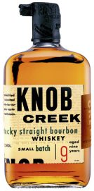 Knob Creek Kentuky Straight 9yr 100pr 375ml