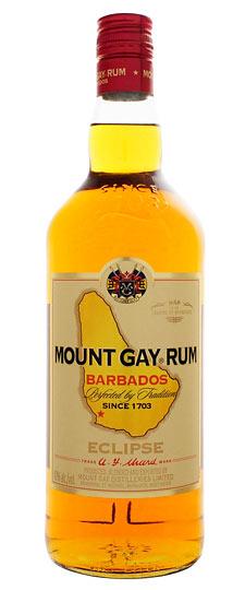 Mount Gay Rum Eclipse Barbados 1l