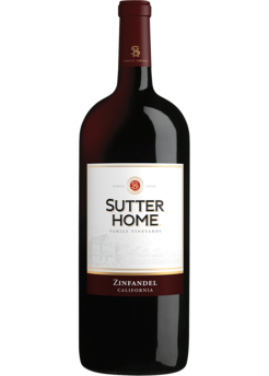 Sutter Home Zinfandel (red)
