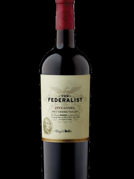 The Federalist Zinfandel (lodi)