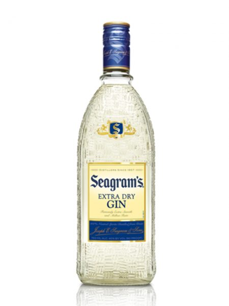 Seagrams Extra Dry Gin 1l