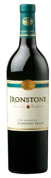 Ironstone Vineyards Cabernet Franc