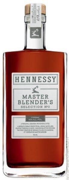 Hennessy Master Blender S Selection No 3 Cognac France 10981060 Grande